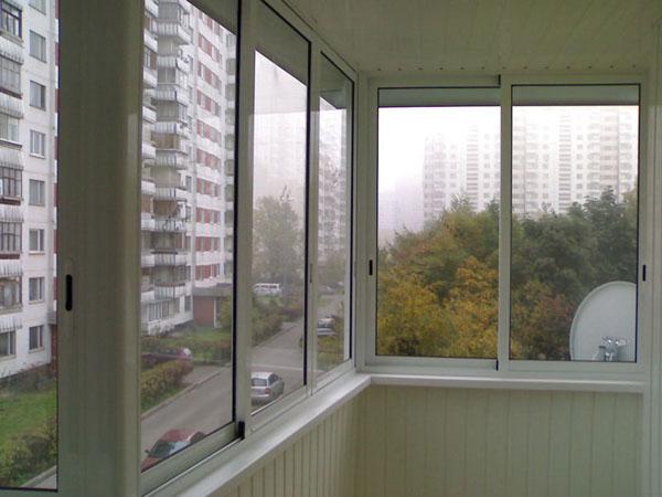 Балконные рамы в Москве